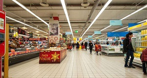 Shops & Supermarkets