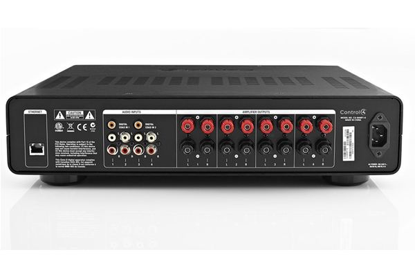Multi Zone Mixer Amplifier