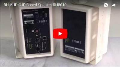 RH-AUDIO IP Based Speaker RH5010
