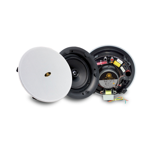 RH-AUDIO 2 Way Coaxial Rimless In-ceiling Speaker