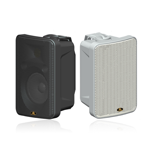 RH-AUDIO Waterproof 2 Way On Wall Speaker