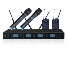 UHF 4-Channel Wireless Microphone RH840U