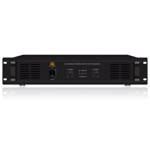 PA Sound System Two Channel 100V Amplifier