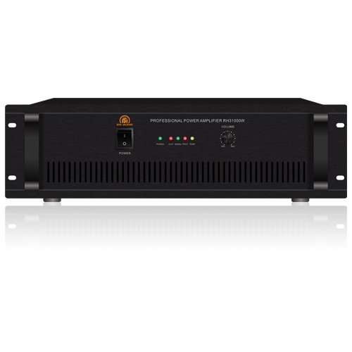 1000W 2000W Amplifier of Paging System